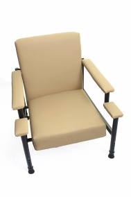 Stepped Arm Orthopaedic Chair