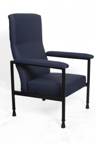 Orthopaedic Chair With Padded Arms.