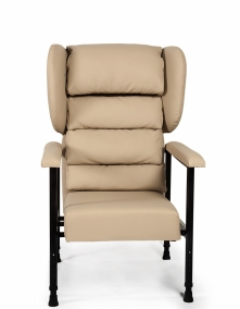 Waterfall Chair with Added Pressure Relief