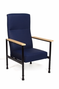 Orthopaedic Chair With Wooden Arms